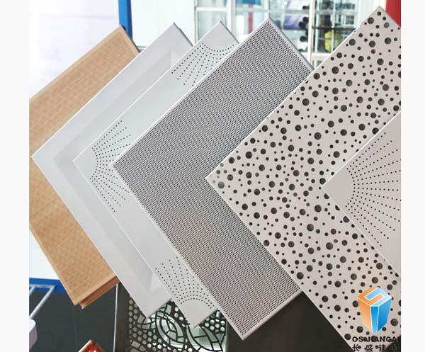 多样式方形铝扣板吊顶