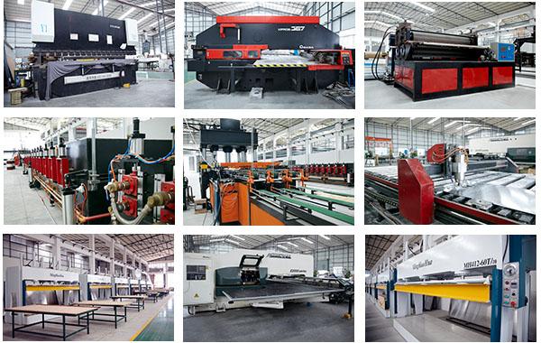 广州长盛建材部分生产设备
