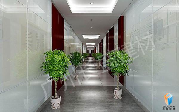 长盛建材石材铝蜂窝复合板效果图3