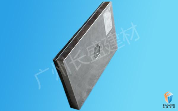 石材铝蜂复合板侧面