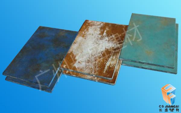 多种类型防腐蚀铝蜂窝板