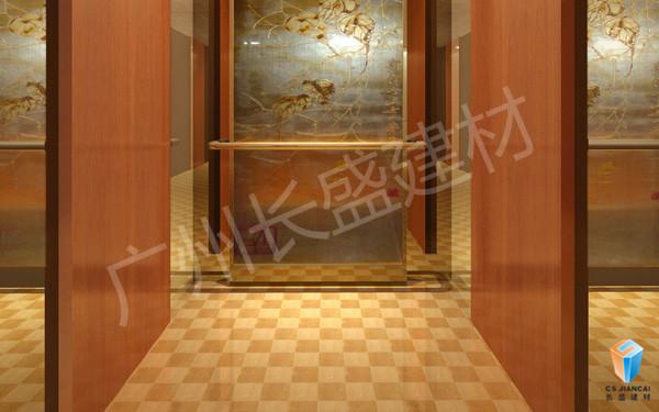 电梯应用效果图
