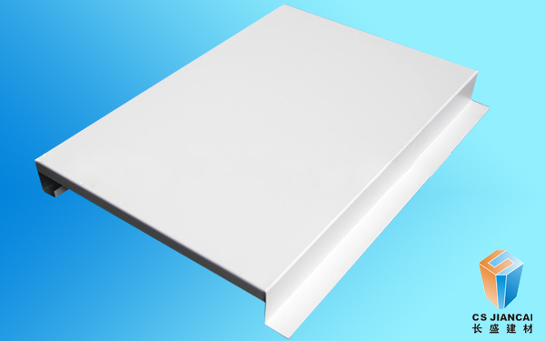 氟碳勾搭铝单板正面