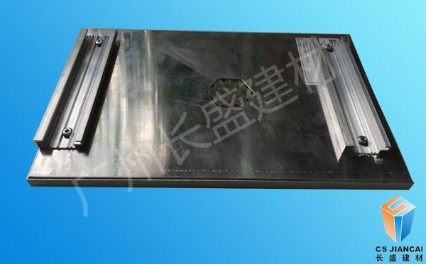勾塔式仿木纹铝蜂窝板正侧面