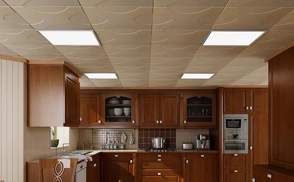 仿木纹氟碳铝单板应用效果图