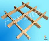 艺术镂空铝单板推荐木纹铝格栅