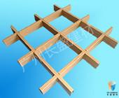 双曲氟碳铝单板相关推荐木纹铝格栅