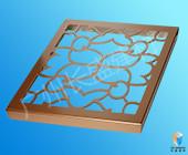 拉网铝单板相关推荐雕花铝单板