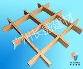圆管铝方通相关推荐木纹铝格栅