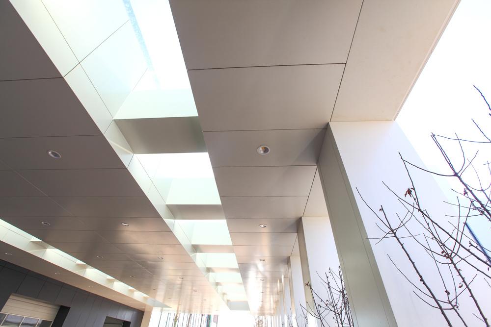 氟碳铝单板幕墙吊顶