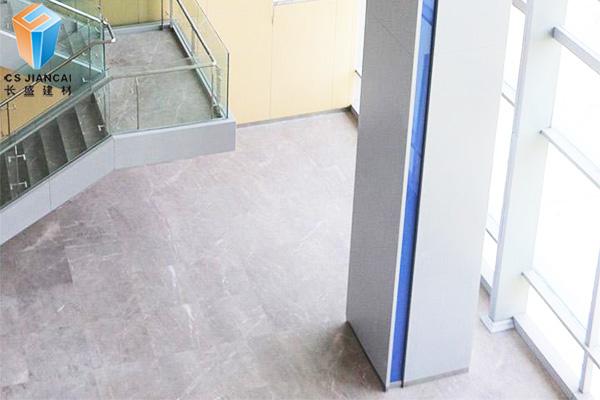 方形包柱铝单板装饰效果