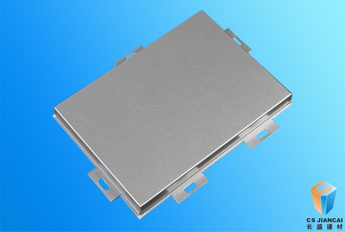 金属色氟碳铝单板