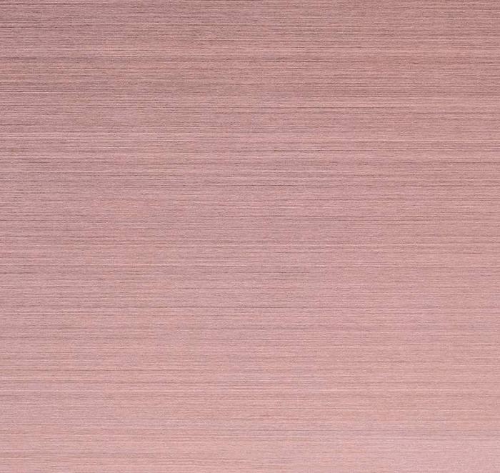 粉红色拉丝色卡