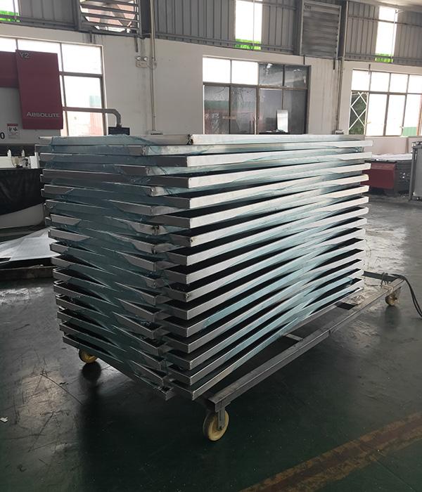 广州铝单板折好的钣金